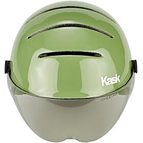 Kask Lifestyle Helm Inkl. Visier grün